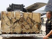 Nghi vấn Mỹ thả hàng viện trợ cho lực lượng Hồi giáo cực đoan ở Bắc Syria