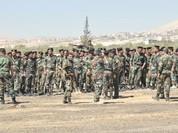 Lực lượng quân tình nguyện đến tiếp viện cho Hama