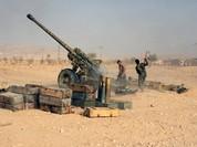 Quân đội Syria tấn công, truy diệt phiến quân ở tỉnh Homs