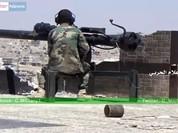 Quân đội Syria tiếp tục tấn công dữ dội ở Aleppo
