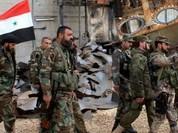 Quân Syria triển khai chiến dịch phản công trên địa phận tỉnh Hama