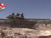 Quân đội Syria mở rộng tấn công trên địa bàn mỏ khí gas tỉnh Homs, Syria