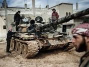 Phiến quân Syria chiếm đóng hai thị trấn lũ lượt đầu hàng