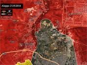 Quân đội Syria chiếm thêm nhiều khu vực ở tử địa Aleppo