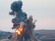 Không quân Nga – Syria trút bom dữ dội, diệt 50 phiến quân thánh chiến