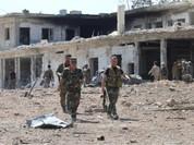Video chiến sự: Quân đội Syria ồ ạt tấn công chảo lửa ven Damascus
