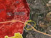 Video: Quân Syria mở rộng tấn công trên vùng phía Bắc thành phố Aleppo