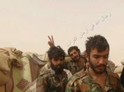 Video: Quân đội Syria diệt thủ lĩnh IS, giải phóng vị trí vành đai chiến tuyến