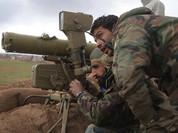 Video: Quân đội Syria đánh bom diệt một thủ lĩnh phiến quân