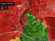 Chiến sự Syria: Quân đội Syria giao tranh ác liệt với phiến quân Hồi giáo