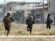 Quân đội Syria tấn công vào thị trấn then chốt vùng Tây Ghouta