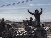 Nga trút sấm sét yểm trợ, quân đội Syria chiếm thêm nhiều khu vực ở Aleppo