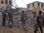 Chùm video chiến sự Syria: Binh sĩ Syria giải phóng hoàn toàn quận al-Oweija, Aleppo