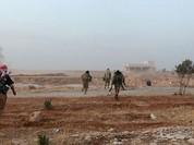 Quân đội Syria tiếp tục cuộc tấn công trên miền Bắc tỉnh Hama
