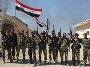 Quân đội Syria chiếm hàng chục ngôi làng, tấn công cứ điểm phiến quân then chốt