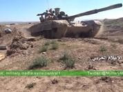 Quân đội Syria tiêu diệt một thủ lĩnh và hàng chục phiến quân
