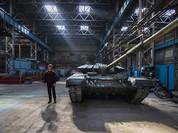 Xe tăng T-90 Nga sẽ uy lực mạnh hơn, thông minh hơn