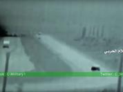 Video chiến sự: Lính Syria phục kích diệt gọn toán phiến quân IS