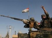 Video: Quân đội Syria đẩy mạnh tấn công trên vùng đông bắc Aleppo