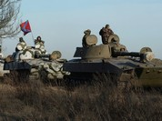 Quân đội Ukraine tấn công Donetsk, 15 lính đánh thuê chết, 25 bị thương