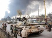 Quân đội Syria tấn công mạnh, một số nhóm cực đoan đề nghị đầu hàng ở Aleppo