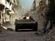 Quân đội Syria giành lại thị trấn chiến lược miền Bắc tỉnh Hama - VIDEO
