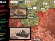 Video: Quân đội Syria giành hàng loạt làng mạc ở Hama