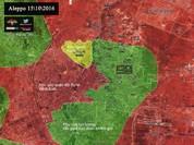 Quân đội Syria chiếm nhiều khu vực, diệt hơn 40 tay súng ở chiến địa Aleppo