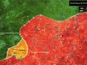 Quân đội Syria đánh chiếm thêm 1 thị trấn ở tỉnh Hama