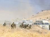 Iraq tổng tấn công giành thành trì Mosul từ tay IS (video)