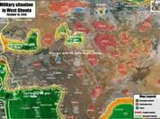 Quân đội Syria mở rộng tấn công trên vùng Tây Ghouta