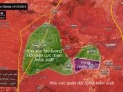 Quân đội Syria tiến công vào thị trấn mới ở Đông Ghouta