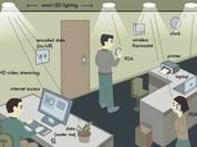 Li-Fi: Mạng không dây sử dụng ánh sáng tốc độ bằng hàng trăm lần Wi-Fi