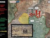 Chiến sự Syria: Quân đội Syria giáng đòn chí tử vào phiến quân ở Aleppo, Hama