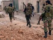 Chiến sự Syria: Phiến quân chiếm giữ hai thị trấn nộp vũ khí đầu hàng