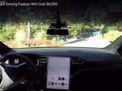 Tesla Motor đề xuất chế tạo xe tự động giá 8.000 USD (video)