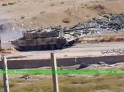 Quân đội Syria nỗ lực tấn công giải phóng vùng Tây Ghouta, Damascus - VIDEO