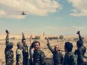 Quân đội Syria bẻ gãy cuộc tấn công dữ dội của IS