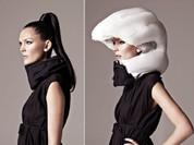 Phát minh mũ túi khí an toàn gấp 5 lần mũ bảo hiểm