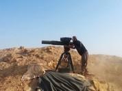 IS dùng tên lửa TOW Mỹ bắn cháy xe tăng Syria