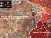 Video: Quân đội Syria, Hezbollah tấn công nam Aleppo