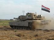 Video chiến sự: Quân đội Iraq tiến công dồn dập Mosul