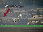 """Video chiến sự: Quân đội Syria phục kích """"thiêu rụi"""" một đoàn xe phiến quân"""