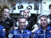 Video: Cận cảnh tàu vũ trụ Soyuz kết nối thành công với trạm vũ trụ quốc tế ISS