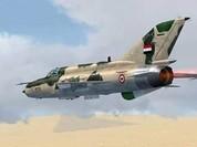 Không quân Syria dội bom ác liệt căn cứ IS ở Aleppo