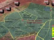 Quân đội Syria tấn công dữ dội trên hướng Đông Bắc Aleppo