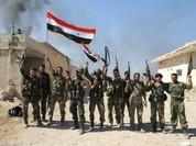 Quân đội Syria đánh chiếm thị trấn then chốt Soural ở tỉnh Hama