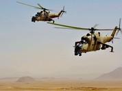 Nga điều trực thăng tấn công đến chảo lửa Aleppo