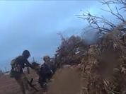 Video: Chiến binh IS ghi lại toàn cảnh trận chiến trước khi bị bắn chết