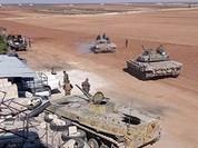 Quân đội Syria giải phóng thị trấn chiến lược ở Hama (video)